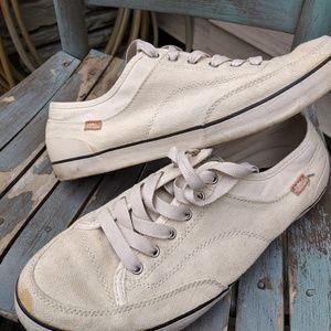 Men's Simple ECO Hemp Sneakers Beige Size 13M